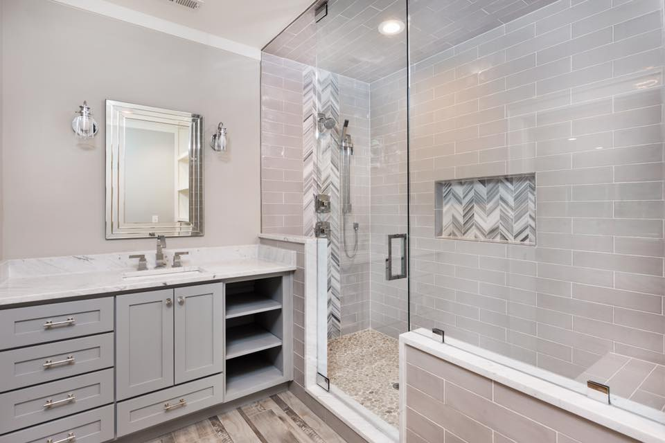 Brawner renovations Metro Atlanta Interior Renovation and remodel interior bathroom Cobb county Image