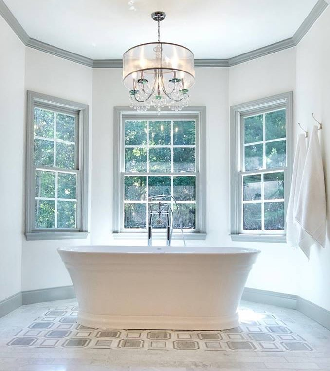 Brawner renovations Metro Atlanta Indoor Bathroom Remodel Cobb County Image